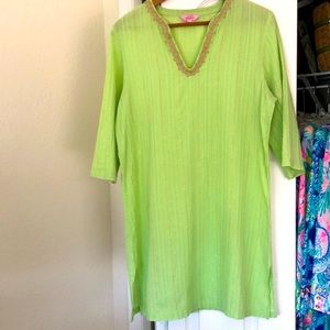 Lilly Beach Coverup